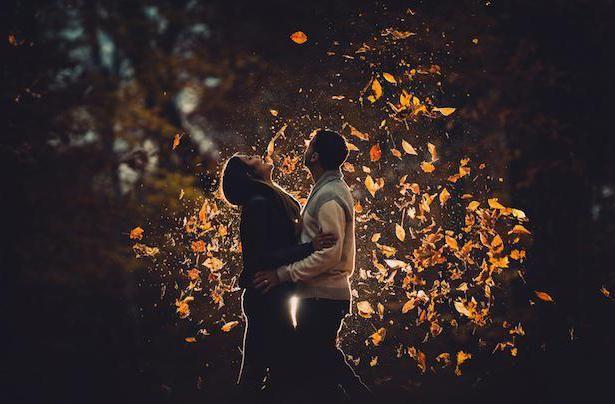 Фото - Як може бути організована фотосесія на природі восени? Ідеї. Підготовка