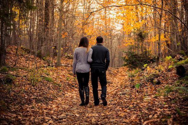 фотосесія на природі восени ідеї