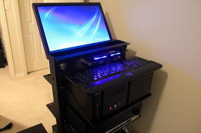 домашній сервер на xp
