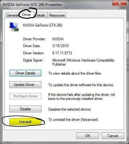 Відеокарта для Windows 7