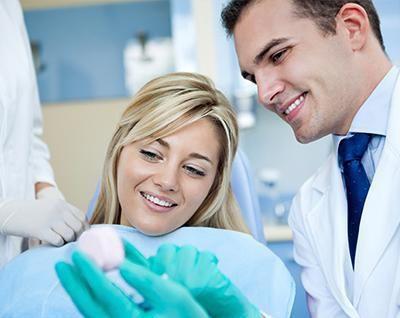 Ремонт зубного протеза ціна