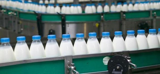 міні завод з переробки молока