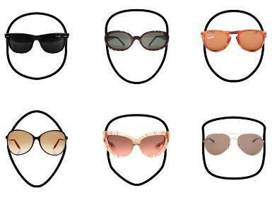 круглі сонячні окуляри жіночі