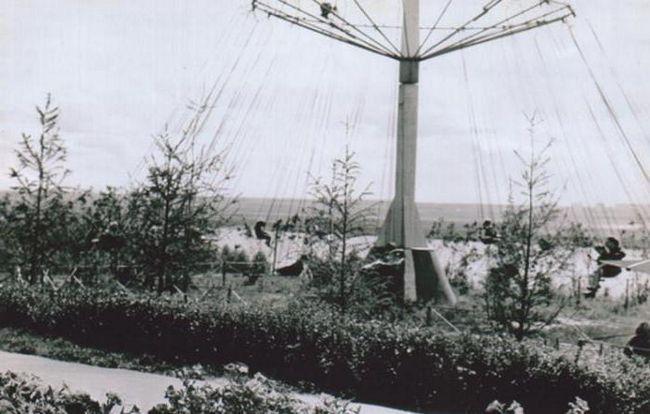 радянський парк омск фото