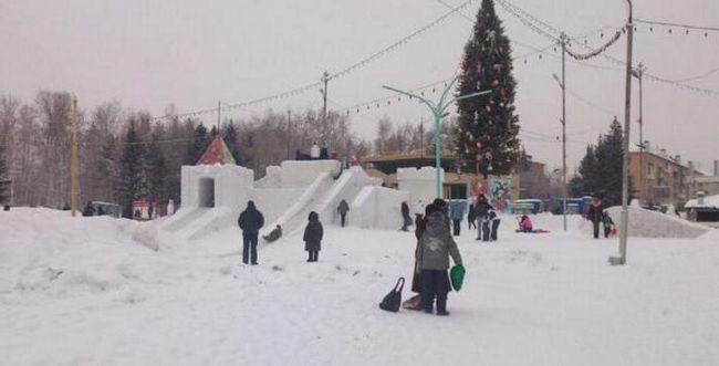 радянський парк омск атракціони