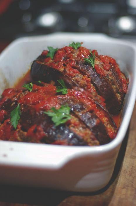 як смачно приготувати баклажани по вірменськи рецепти