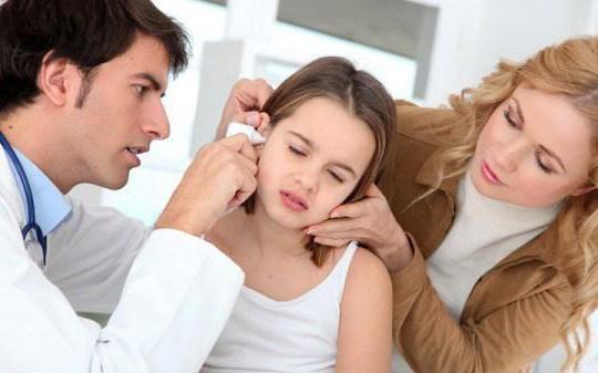 як правильно продувати вуха
