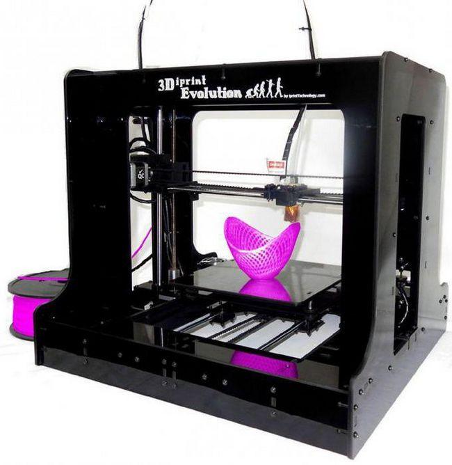 Фото - Як працює 3D-принтер? Вироби на 3D-принтері