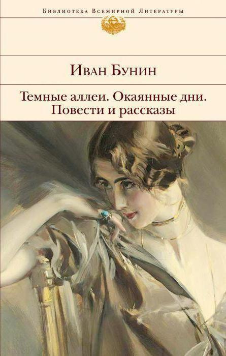 тема трагічної любові у творчості Буніна