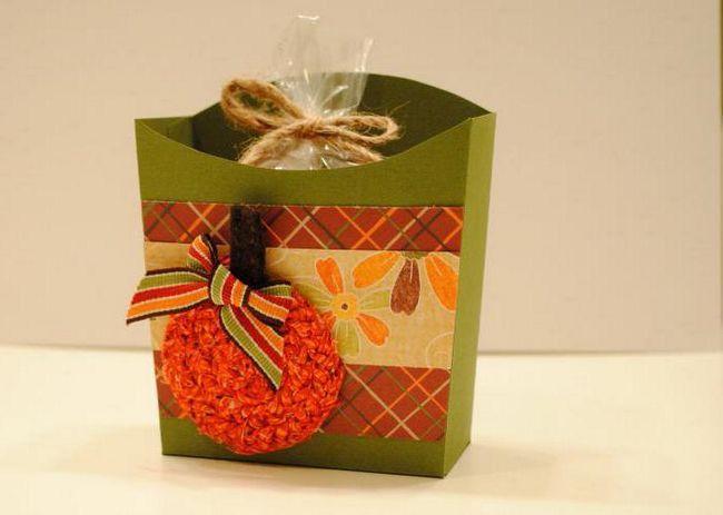 як зробити коробки для подарунків