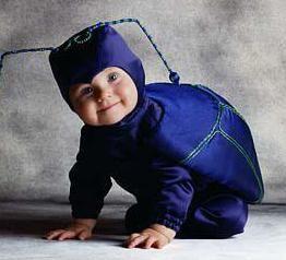 як зробити дитячий костюм жука