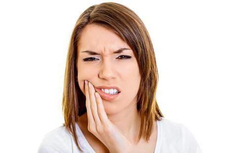 Чутливість зубів як зняти