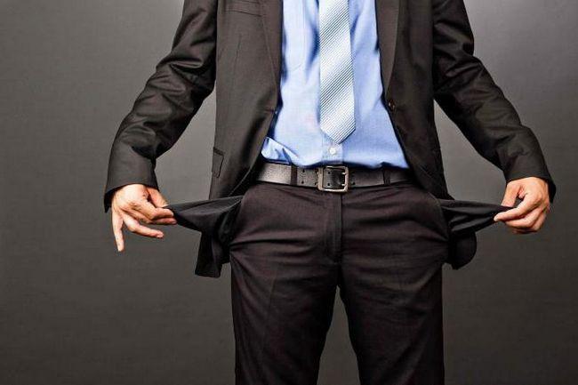 Фото - Як стають банкрутами фіз. особи, ІП, банки? Як стати банкрутом і не втратити квартиру?