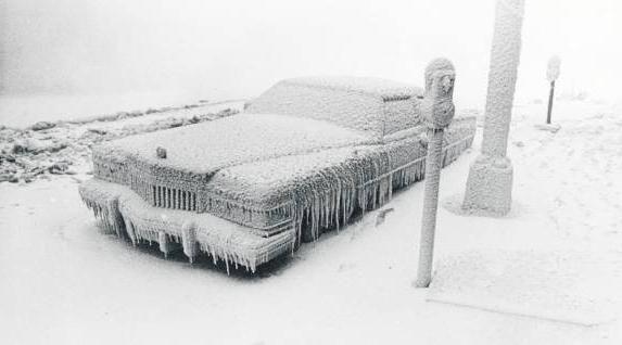 як утеплити двигун на зиму