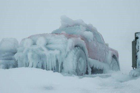 як взимку утеплити двигун авто