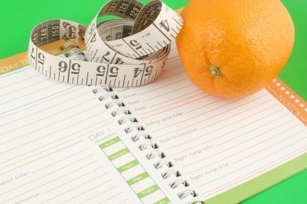 кращий щоденник схуднення