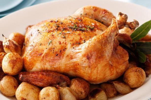 як смачно і незвично приготувати курку цілком