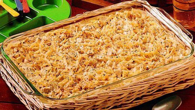 як смачно і незвично приготувати курку з картоплею в духовці