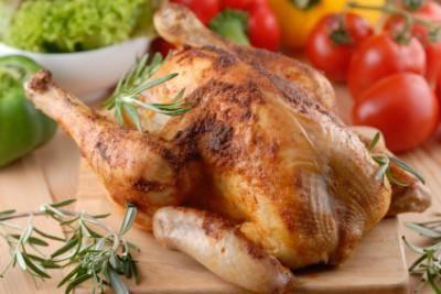 як приготувати курку смачно і незвично цілу