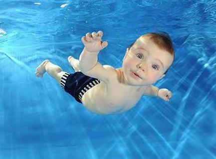 Фото - Як вибрати басейн для немовлят в СПб? Фото та відгуки