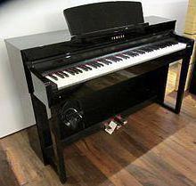 як вибрати піаніно електронне
