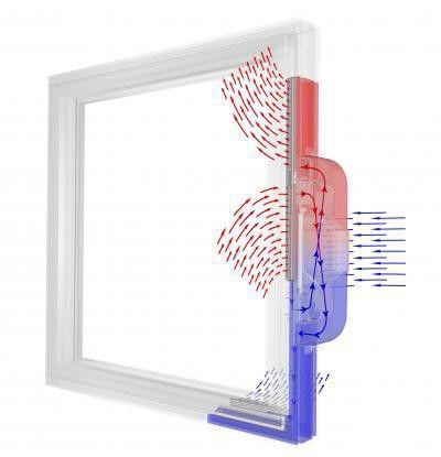 Припливні вентиляційні клапани на пластикові вікна відгуки