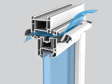 Припливне клапан АЕРЕКО на пластикові вікна відгуки