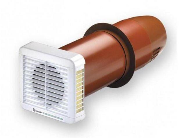 рекуператор повітря для квартири фото
