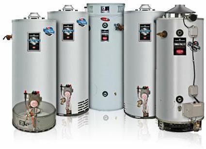 установка водонагрівача проточного типу