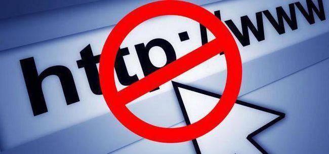 перегляд заблокованих сайтів