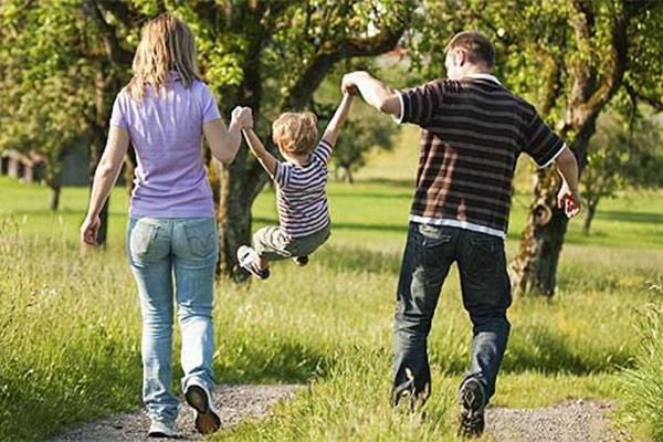 ідеальна сімейне життя