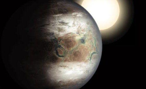 яка планета більше інших схожа на землю