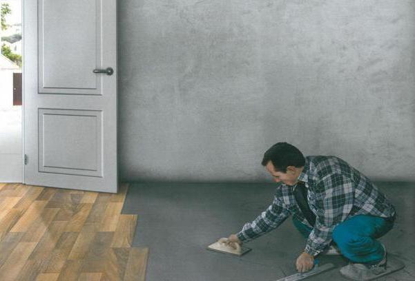яка стяжка для підлоги краще