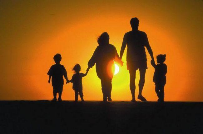 який буває статус сім'ї