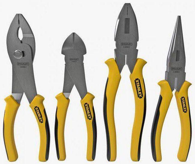 професійні слюсарні інструменти