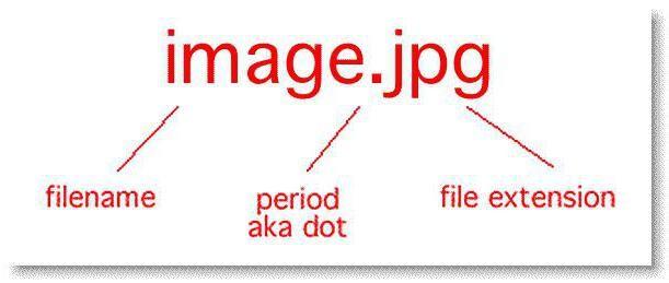 Фото - Які правила запису імені файлу слід дотримуватися: основні тези
