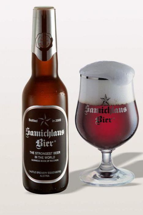 найміцніші сорти пива
