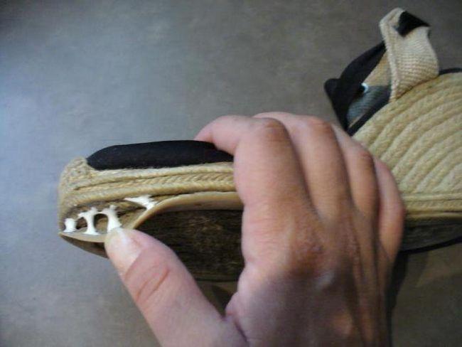 клей для взуття овва