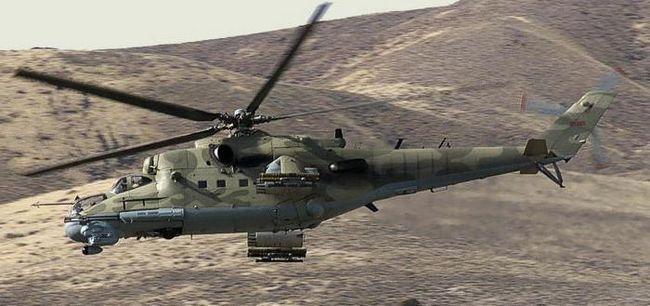 швидкість польоту вертольота