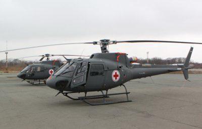 швидкість вертольота в 4 рази