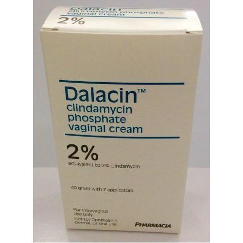 кліндаміцин крем вагінальний