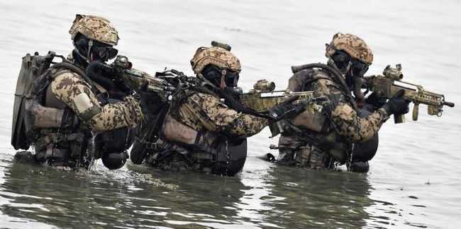 яка армія в Німеччині