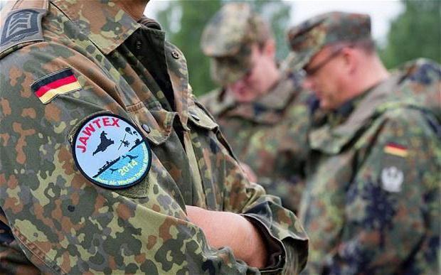 фото армії Німеччини