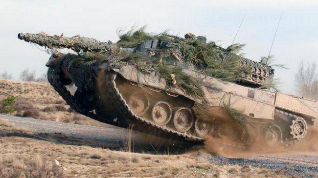 техніка армії Німеччини