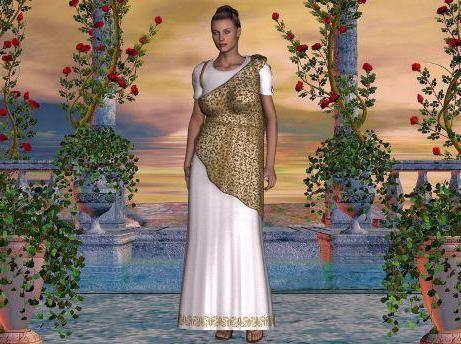 давньогрецька муза Калліопа