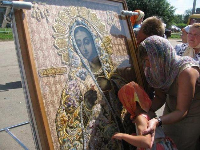 Акафіст Калузької іконі Божої Матері