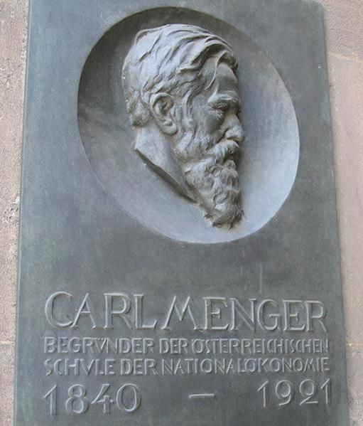 карл менгер біографія