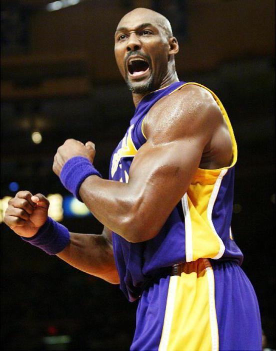 Фото - Карл Мелоун - легенда НБА