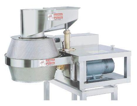 картофелечистка промислова hlp 15
