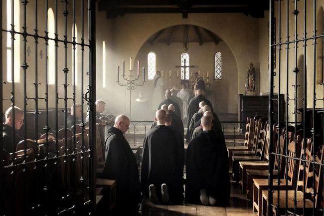 абат дрібного монастиря